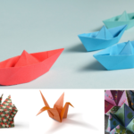 Easy Origami to keep your Kids Happy