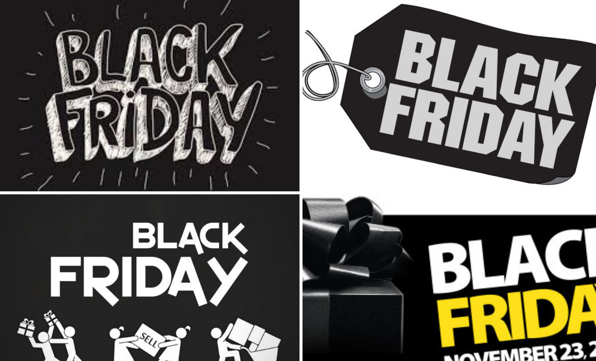 Even here in South Africa we get excited at the thought of Black Friday; this year it is on 23 November 2018. So how do you get ready to enjoy a successful day?