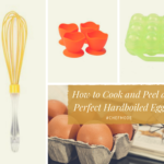 How to Cook and Peel a Perfect Hard Boiled Egg