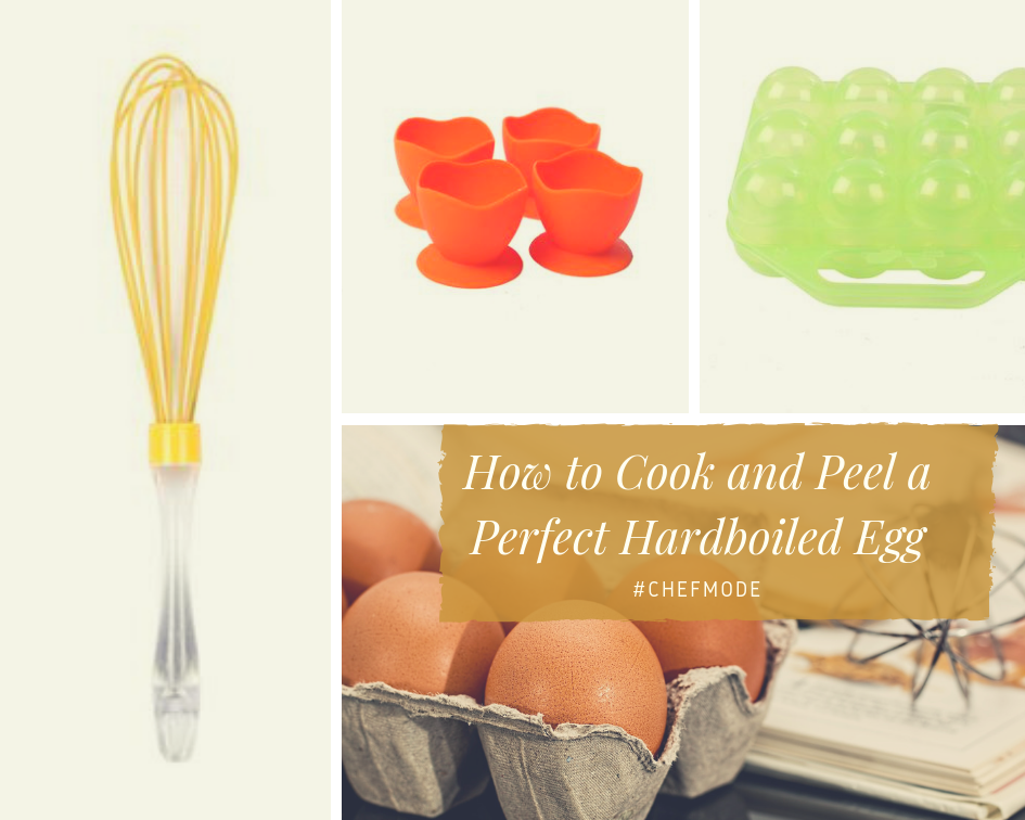 One thing we all need to know, - how to cook and peel a perfect hard boiled egg. Most of us eat eggs, that is if we aren't vegan or have some kind of intolerance.