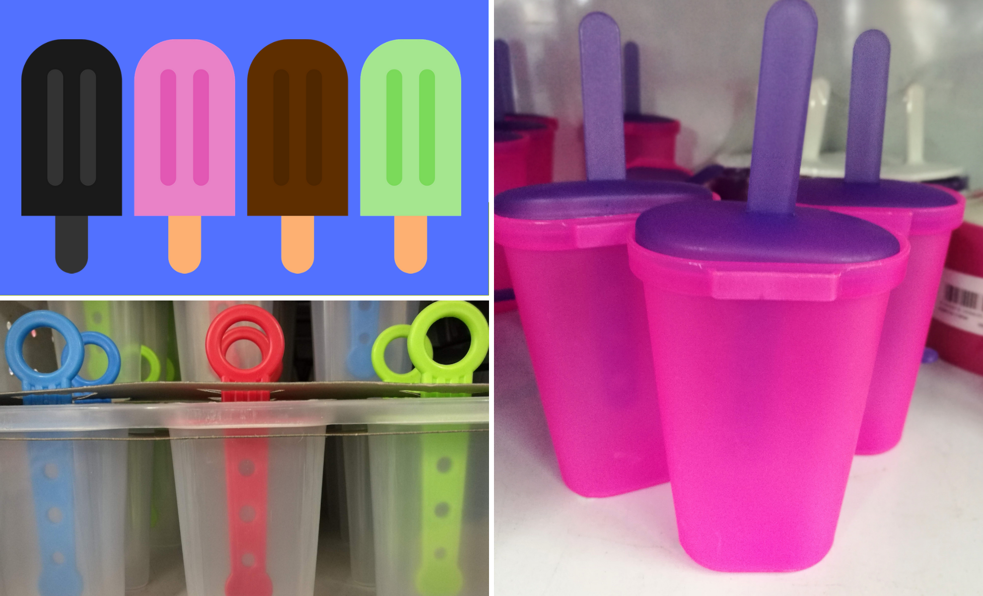 #Lickalicious: Summer Recipes for Ice Lollies