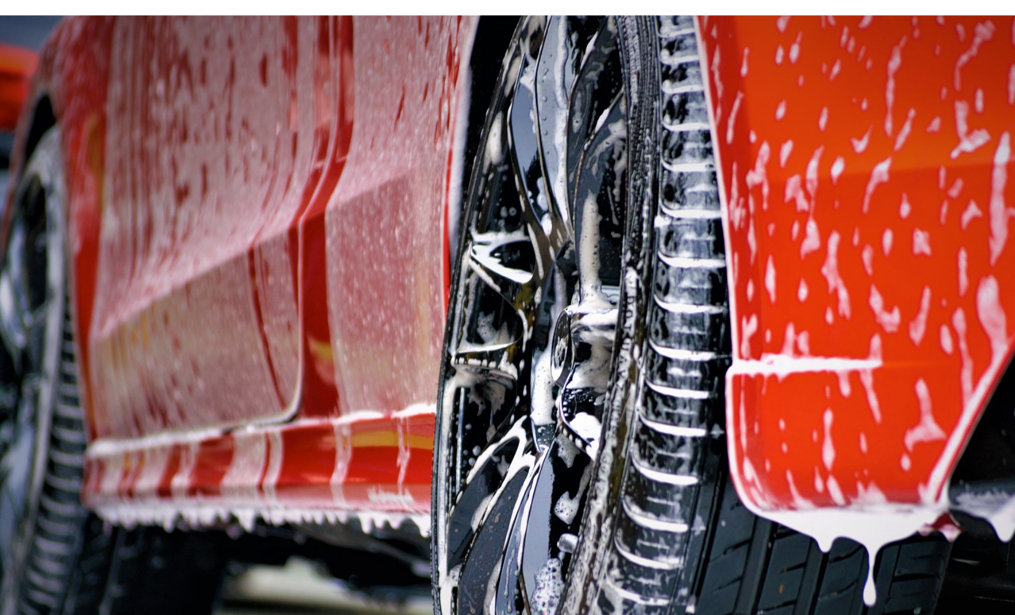 Here are some car wash tips for washing and drying your vehicle.