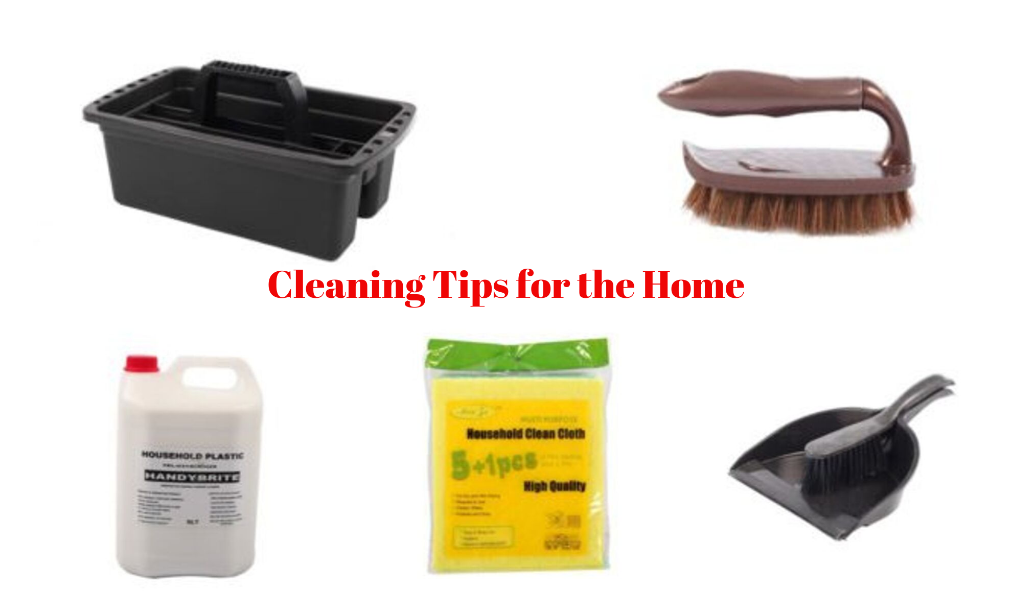Best Cleaning Tips for the Home