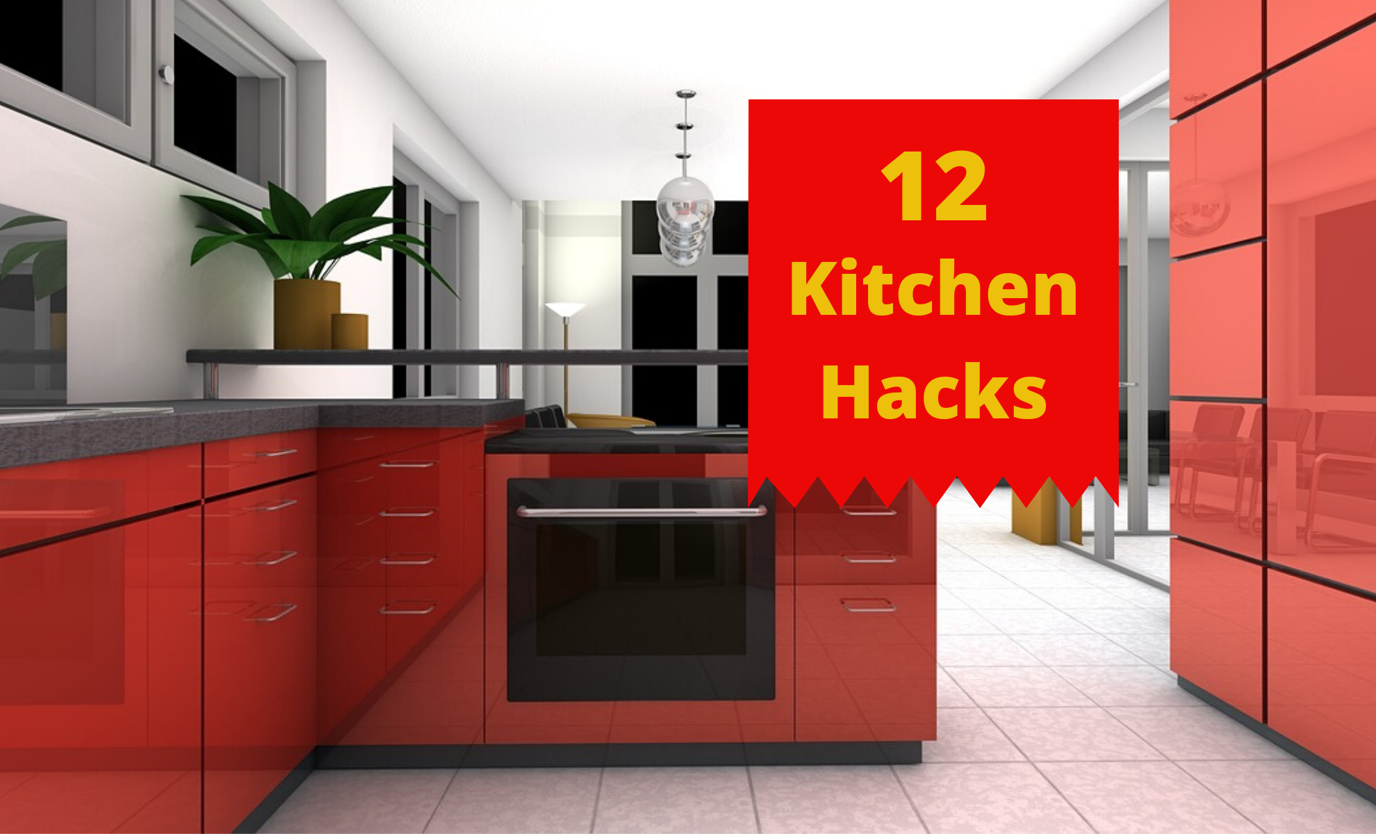 12 Kitchen Hacks to Get Organised and Save Time and Money