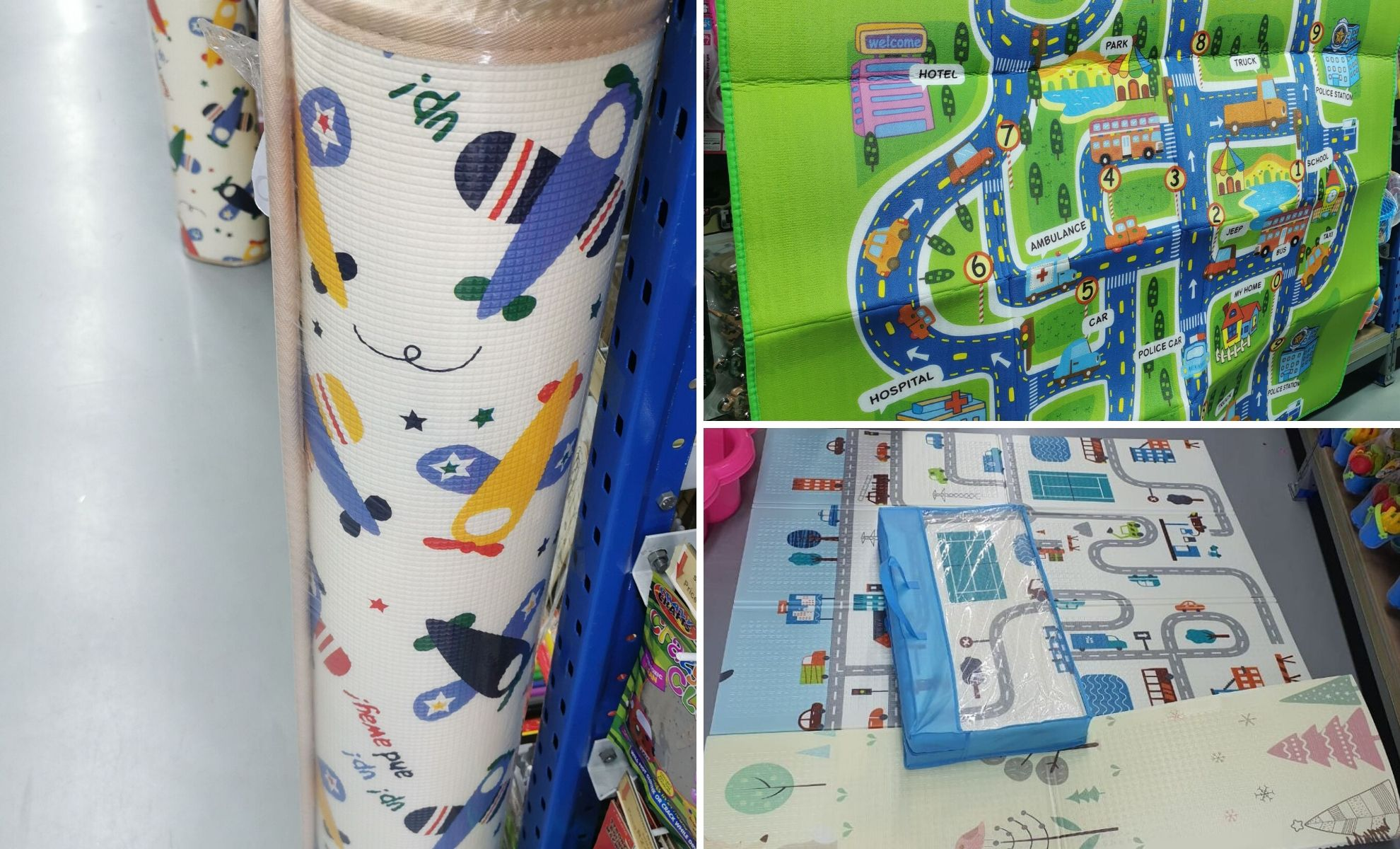 Play Mats for Babies and Toddlers