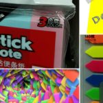 Practical Ways: Using Sticky Notes to Organise your Life